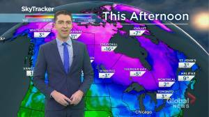 Saskatchewan weather outlook: Nov. 15