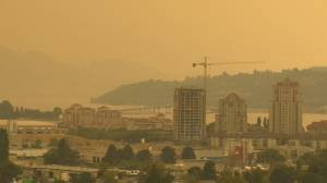 Okanagan bans open burns, campfires to curb smoke during COVID-19 pandemic