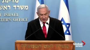 Coronavirus outbreak delays Netanyahu corruption trial (01:30)