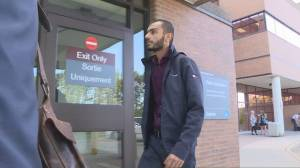 Driver who killed 21-year-old York University student receives jail sentence (03:24)