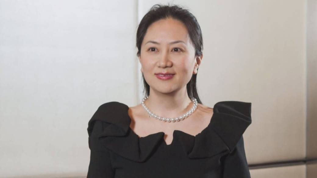 Click to play video 'WSJ reports plea deal in process for Meng Wanzhou'