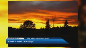 Global Calgary viewers share photos of what they are thankful for (02:27)