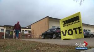 Federal Election 2019: Edmontonians head to the polls