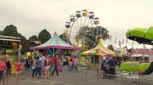 Hurricane Dorian shuts down the New Brunswick Exhibition