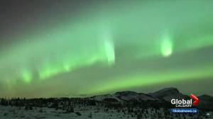 Calgarians may have second chance at spectacular view of northern lights (02:14)