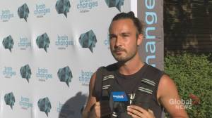 Toronto doctor promotes healthy living after brain injury