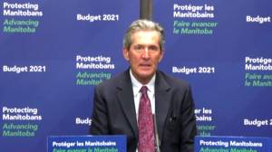 Manitoba Premier says province 'at least a few years away' from a balanced budget (01:10)