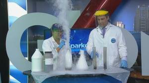 Get Sparked: using chemistry to grant wishes