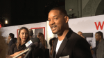 Will Smith walks the 'Gemini Man' red carpet