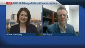 2021 St-B Mega Million Choices Lottery: Dr. Michael Czubryt (03:54)
