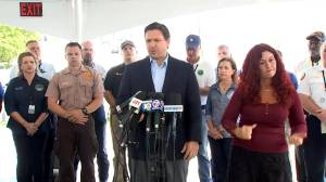 Surfside building collapse: DeSantis recalls the moment he first learned of the deadly collapse (02:04)