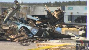 Fire destroys fish processing plant in northern N.B.
