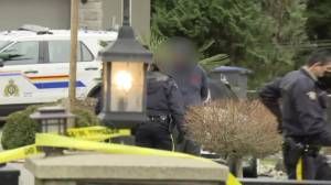 Suspect in deadly south Surrey assault arrested (01:32)