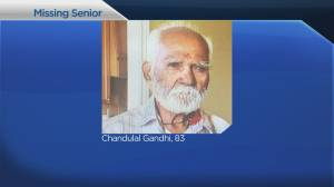 Senior reported missing in north Etobicoke found safe