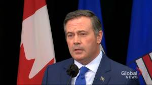 Alberta premier asks why Sir John A. Macdonald is the only historical figure facing controversy (02:19)