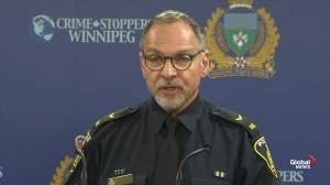 Winnipeg police say they 'wouldn't expect' anyone intervene in violent assault