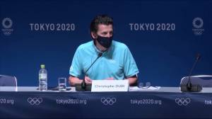 Tokyo Olympics officials say 'no such thing as zero risk,' but defend COVID-19 measures (00:54)