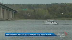 Experts pushing for boating safety (02:11)