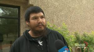 Nearly 500 evacuees staying in U of R dorms as Saskatchewan wildfires rage (01:44)