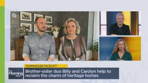 How to give your home a 'farmhouse facelift' (05:48)