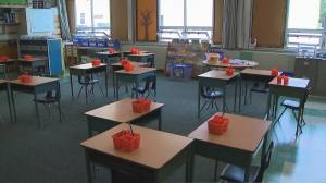 COVID-19: Ontario schools will not resume in-class learning following April break (01:49)