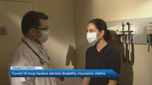 COVID-19 long haulers denied disability insurance claims (04:19)