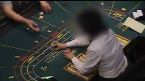 Casino whistle-blower testifies at money laundering inquiry (02:07)