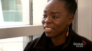 From South Africa to Alberta: Calgary woman speaks out about systemic racism (02:19)