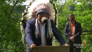 Chiniki First Nation Chief says Alberta grant will help communities heal from trauma of residential schools (06:40)