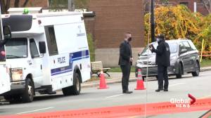 Fatal shooting in Montreal under investigation by police watchdog (00:42)