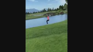 Vancouver Golf Tour Pro Michael Caan shoots 59 (05:27)