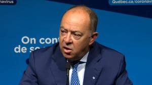 Quebec to use COVID-19 vaccine passport system as of Sept. 1, health minister says (03:27)