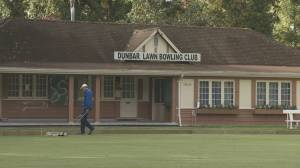 Lawn bowling club in Vancouver damaged by vandals (01:32)
