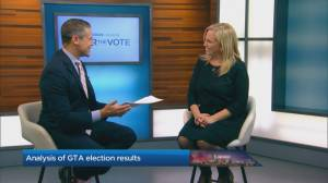Federal Election 2019: Analyzing the GTA election results