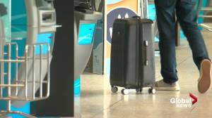 Edmonton International Airport staff trained to spot human trafficking (01:09)