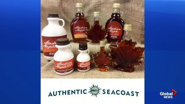 Authentic Seacoast adds maple syrup to the mix