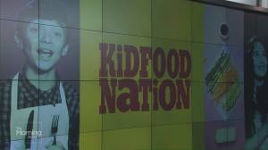 How Kid Food Nation inspires young chefs