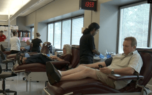 B.C. students join push for blood donations