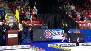 Opening ceremony marks official start of 2020 Scotties Tournament of Hearts