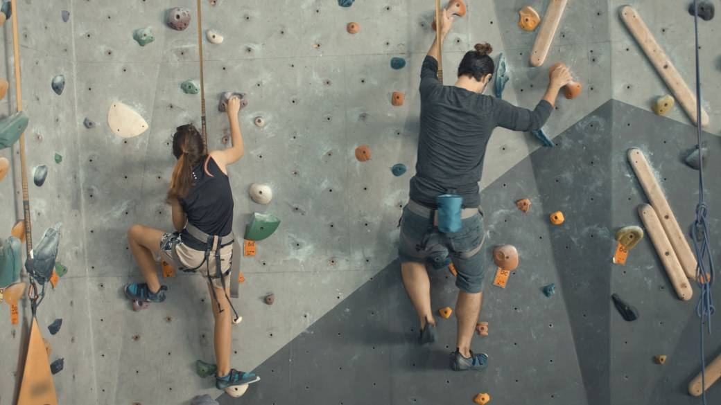 """Click to play the video: """"What is Sport Climbing?"""