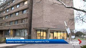 Ontario Superior Court rules in favour of nurses union over infection prevention measures at some long-term care facilities