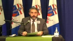 Coronavirus: Yukon imposes mandatory mask order (03:01)