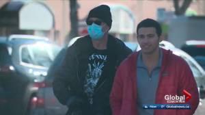 Jason Kenney says mandatory mask would trigger backlash (02:26)