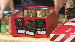 COVID-19: Calgary animal rescue groups get pandemic relief through shoebox campaign (01:35)