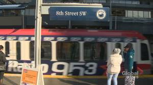 Calgary public transportation drivers taking precautions to avoid COVID-19