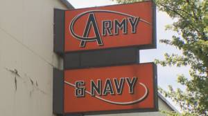Army & Navy kicks off its liquidation sale