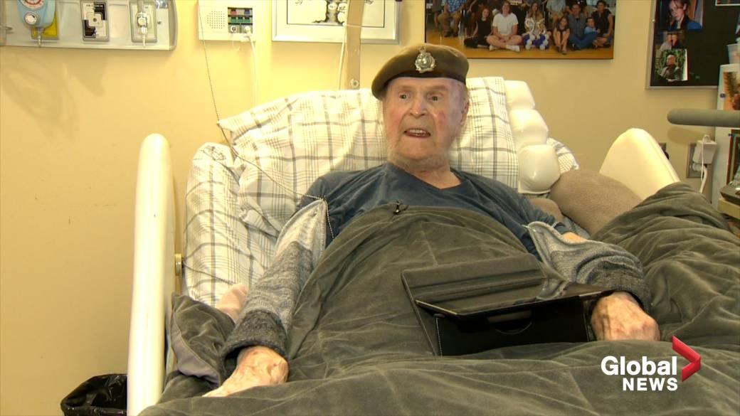 Veteran complains care at Ste. Anne hospital still not adequate