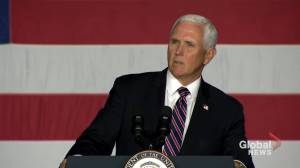 Coronavirus: Mike Pence recognizes grim milestone of 200,000 U.S. COVID-19 deaths
