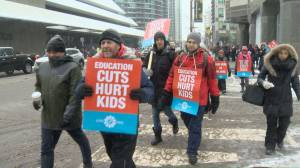 New poll suggests Ontario teachers winning battle for public support
