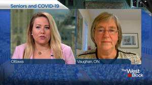 Coronavirus outbreak: Focus is on helping seniors impacted by COVID-19